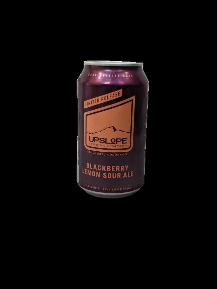 Blackberry Lemon Sour Ale