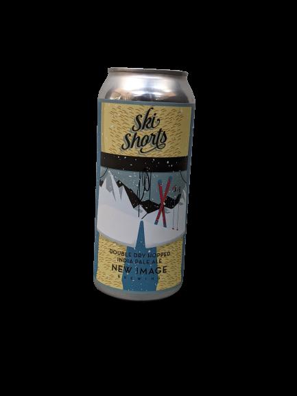 Ski shorts India pale ale
